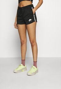 Nike Sportswear - AIR - Shorts - black - 0