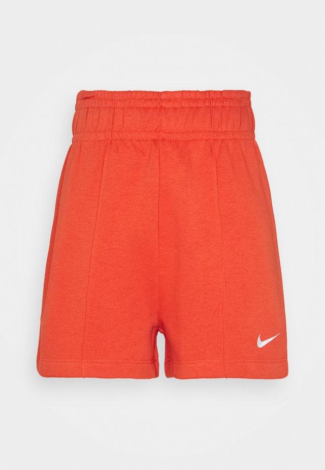 TREND - Shorts - mantra orange/white