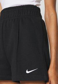 Nike Sportswear - TREND - Shorts - black/white - 4