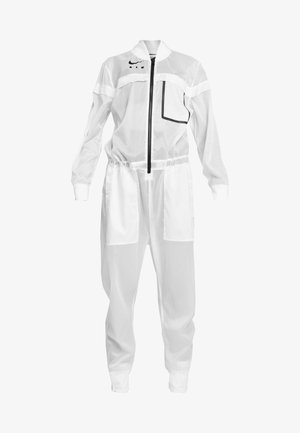 AIR - Jumpsuit - white/black