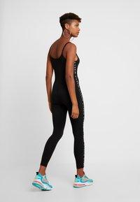 Nike Sportswear - AIR BODYSUIT - Mono - black/white - 2