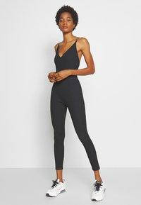 Nike Sportswear - Overal - black - 0
