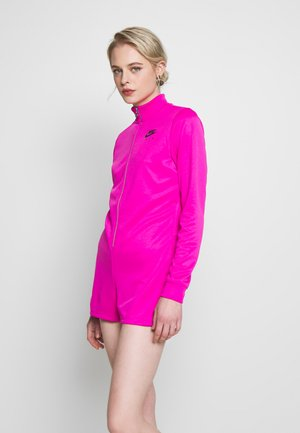 AIR ROMPER - Overal - fire pink/ice silver