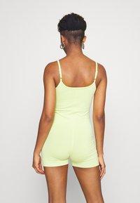 Nike Sportswear - INDIO  - Jumpsuit - limelight/black - 2