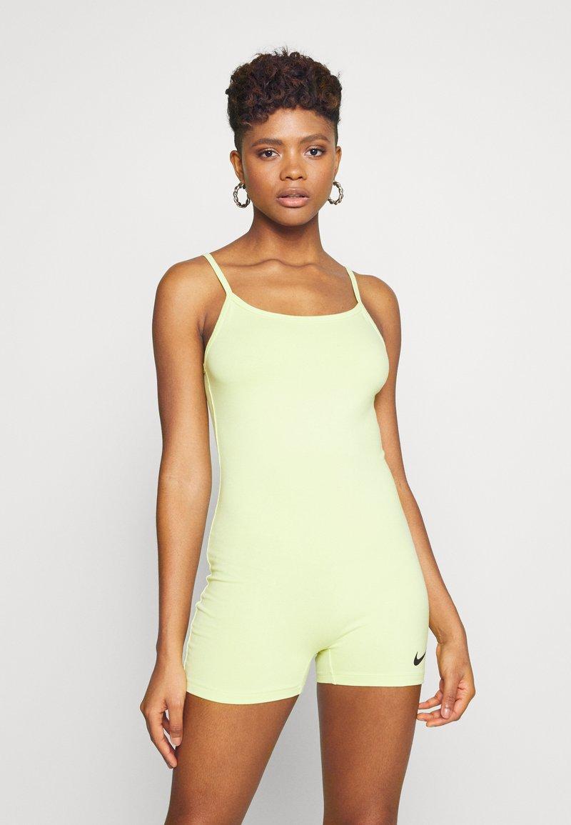 Nike Sportswear - INDIO  - Jumpsuit - limelight/black