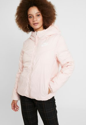 FILL - Lehká bunda - white/echo pink