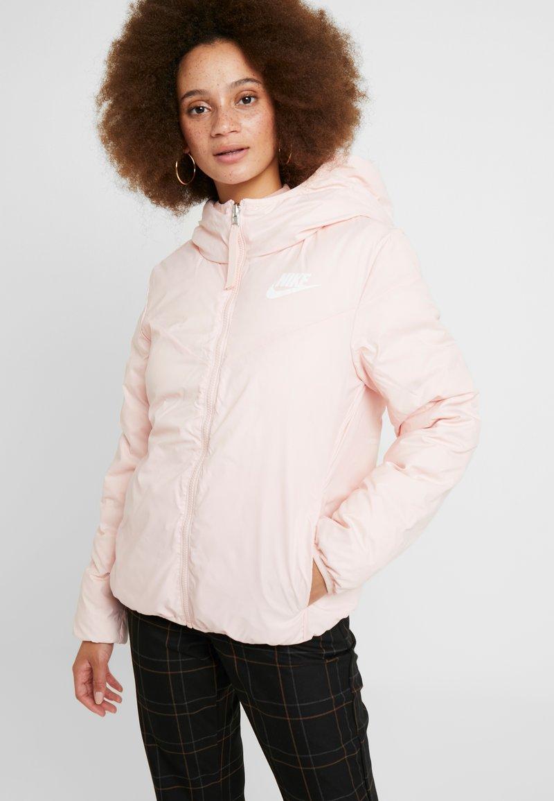 Nike Sportswear - FILL - Light jacket - white/echo pink