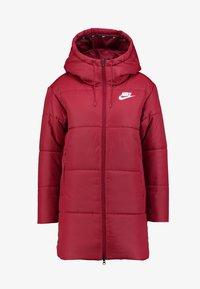 Nike Sportswear - FILL - Winterjas - team red/white - 3