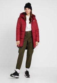 Nike Sportswear - FILL - Winterjas - team red/white - 1