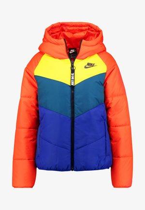 FILL - Veste d'hiver - team orange/chrome yellow/midnight turquoise