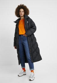 Nike Sportswear - FILL PARKA  - Down coat - black - 1