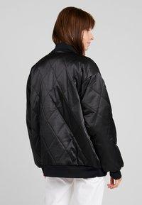 Nike Sportswear - SYN FILL  - Bomber bunda - black - 2