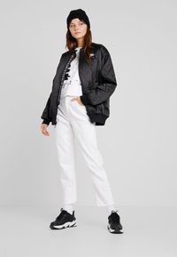 Nike Sportswear - SYN FILL  - Bomber bunda - black - 1