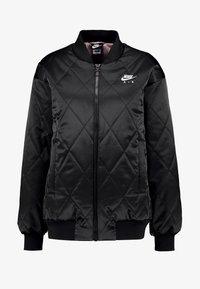 Nike Sportswear - SYN FILL  - Bomber bunda - black - 3
