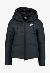 Nike Sportswear - FILL - Chaqueta de entretiempo - black/white - 5