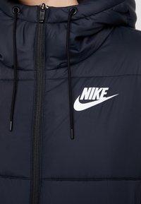 Nike Sportswear - FILL - Giacca da mezza stagione - black/white - 6
