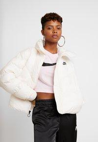 Nike Sportswear - SYN FILL - Winter jacket - pale ivory - 0