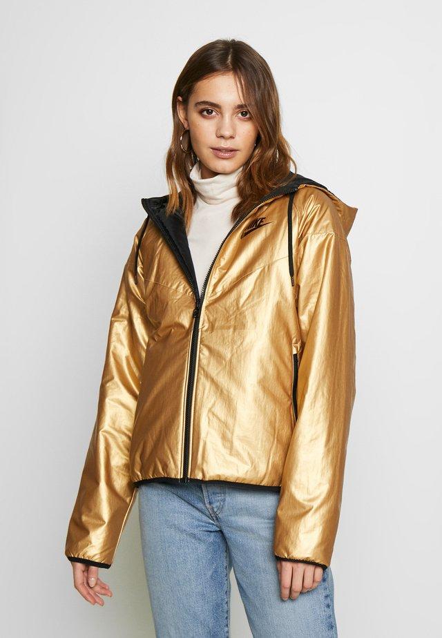 Veste d'hiver - metallic gold/black/black