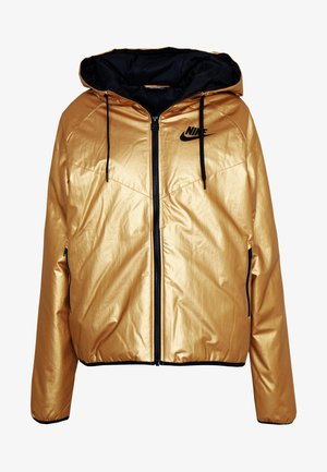 Chaqueta de invierno - metallic gold/black/black