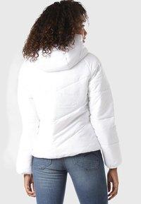 Nike Sportswear - REGULAR FIT - Winterjas - white - 1