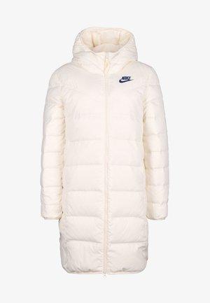 Down coat - pale ivory