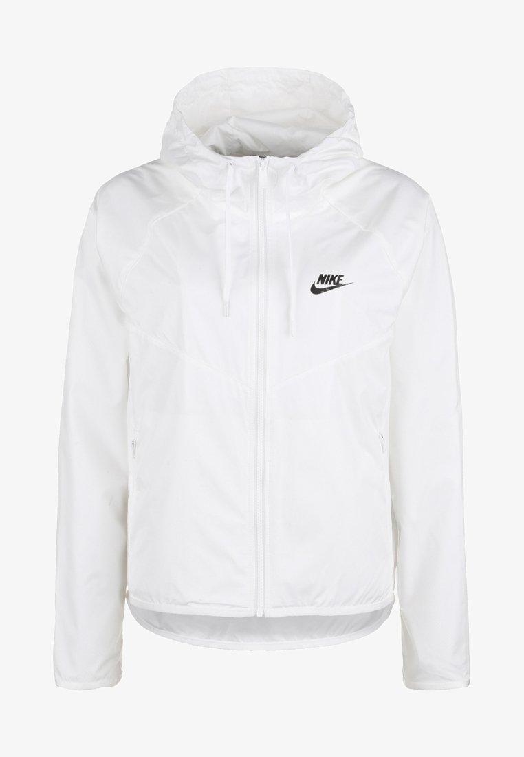 Nike Sportswear - Veste de survêtement - white/black