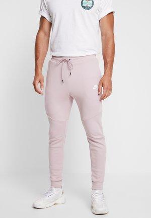 TECH - Teplákové kalhoty - light pink