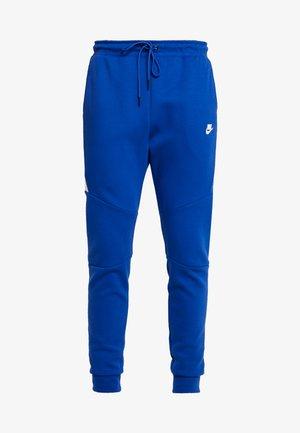 TECH - Pantalones deportivos - royal blue