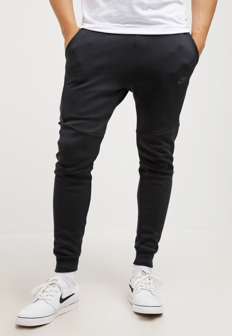Nike Sportswear - TECH - Trainingsbroek - black