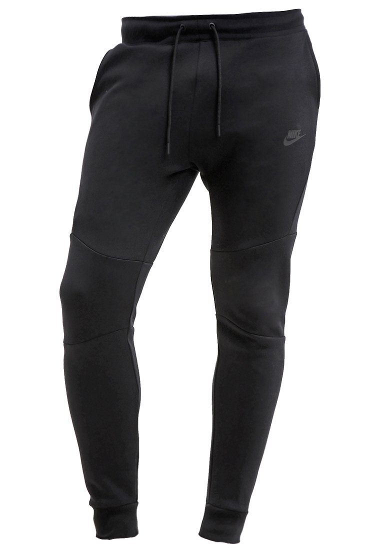 TECH - Trainingsbroek - black