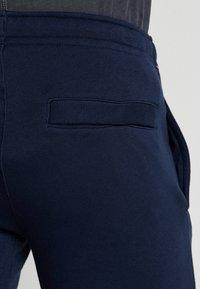 Nike Sportswear - CLUB CUFFED PANT - Træningsbukser - obsidian/white - 3