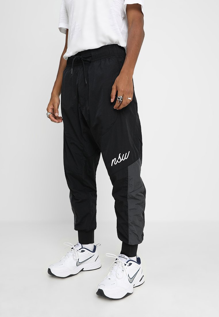 Nike Sportswear - Pantalon de survêtement - black/anthracite/summit white