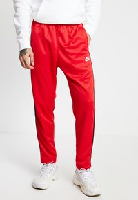Nike Sportswear - PANT TRIBUTE - Träningsbyxor - university red - 0