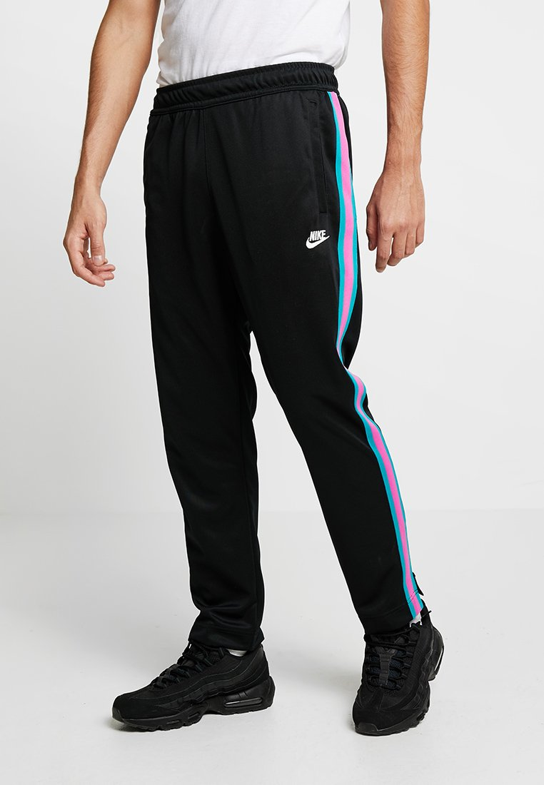 Nike Sportswear - PANT TRIBUTE - Trainingsbroek - black/spirit teal
