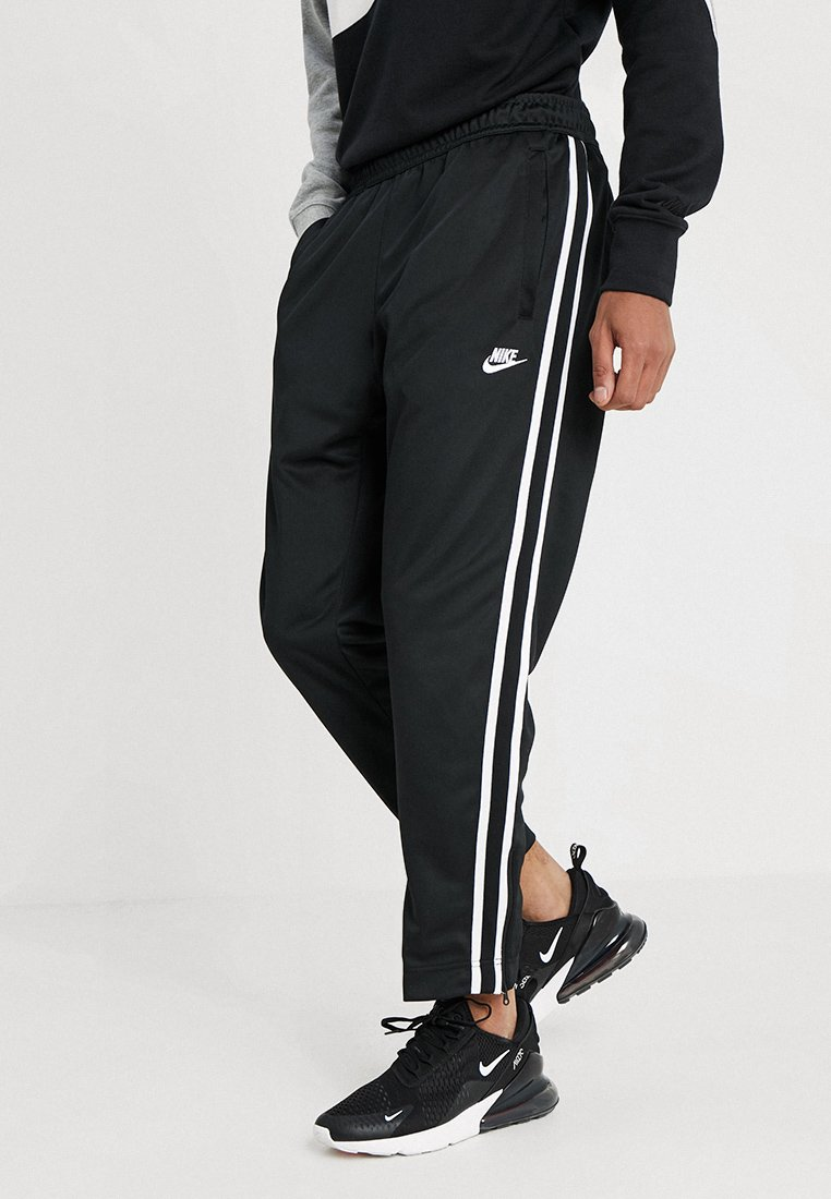 Nike Sportswear - PANT TRIBUTE - Pantalon de survêtement - black/sail