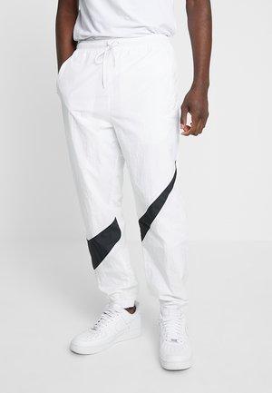 PANT - Pantalon de survêtement - white/black