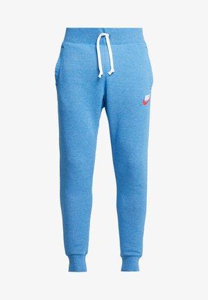 HERITAGE - Pantalones deportivos - battle blue