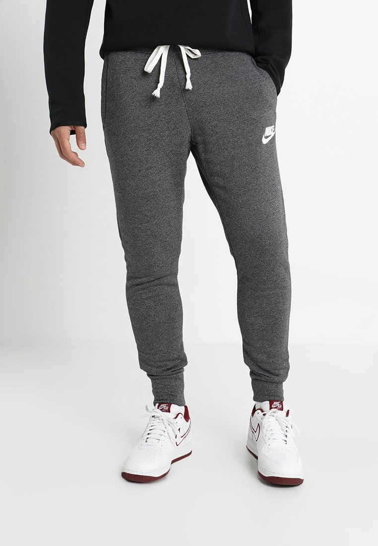 Nike Sportswear - HERITAGE - Pantalon de survêtement - black