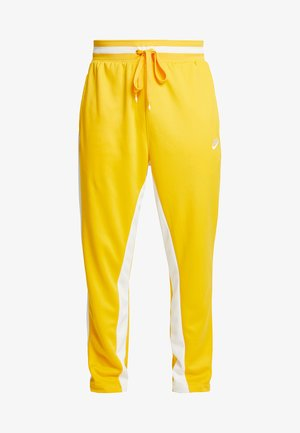 AIR PANT - Spodnie treningowe - university gold/sail