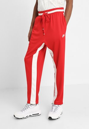 AIR PANT - Pantalones deportivos - university red/sail
