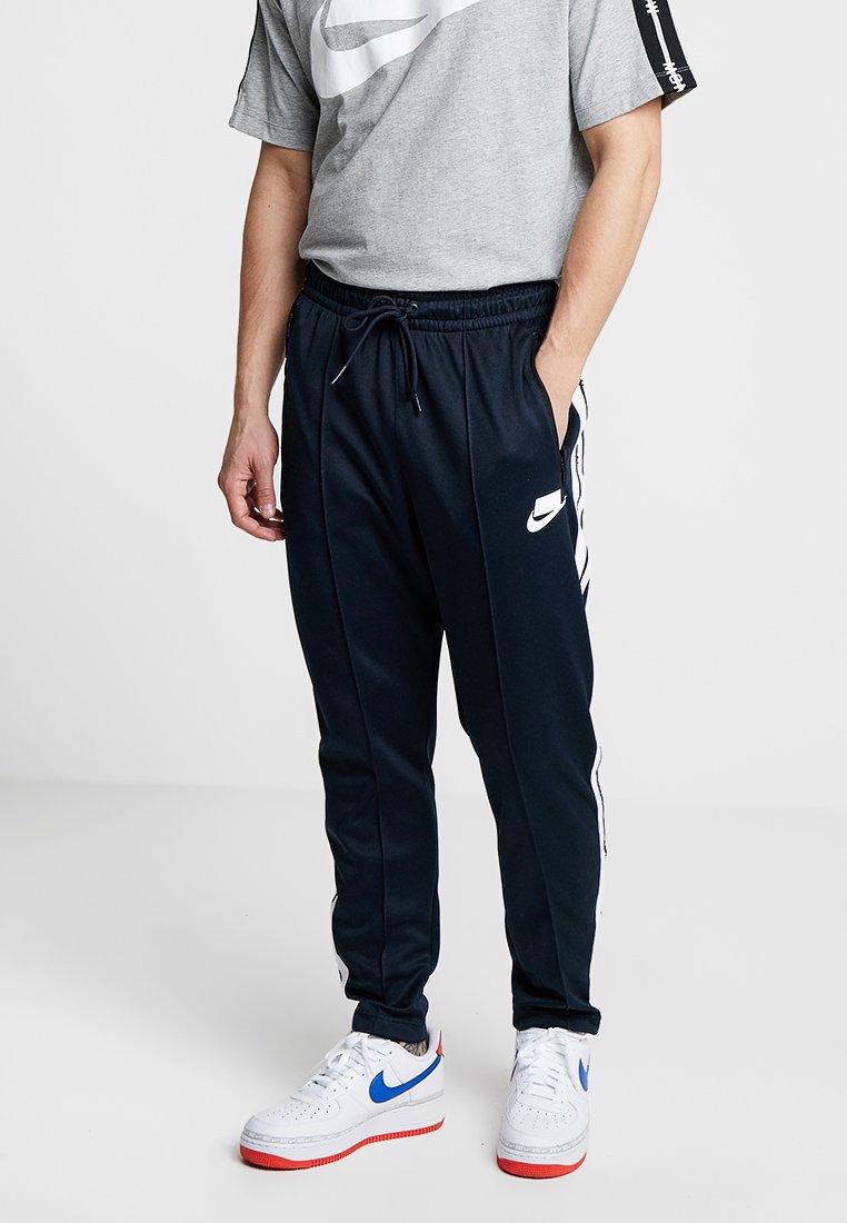 Nike Sportswear - PANT - Trainingsbroek - dark obsidian/white