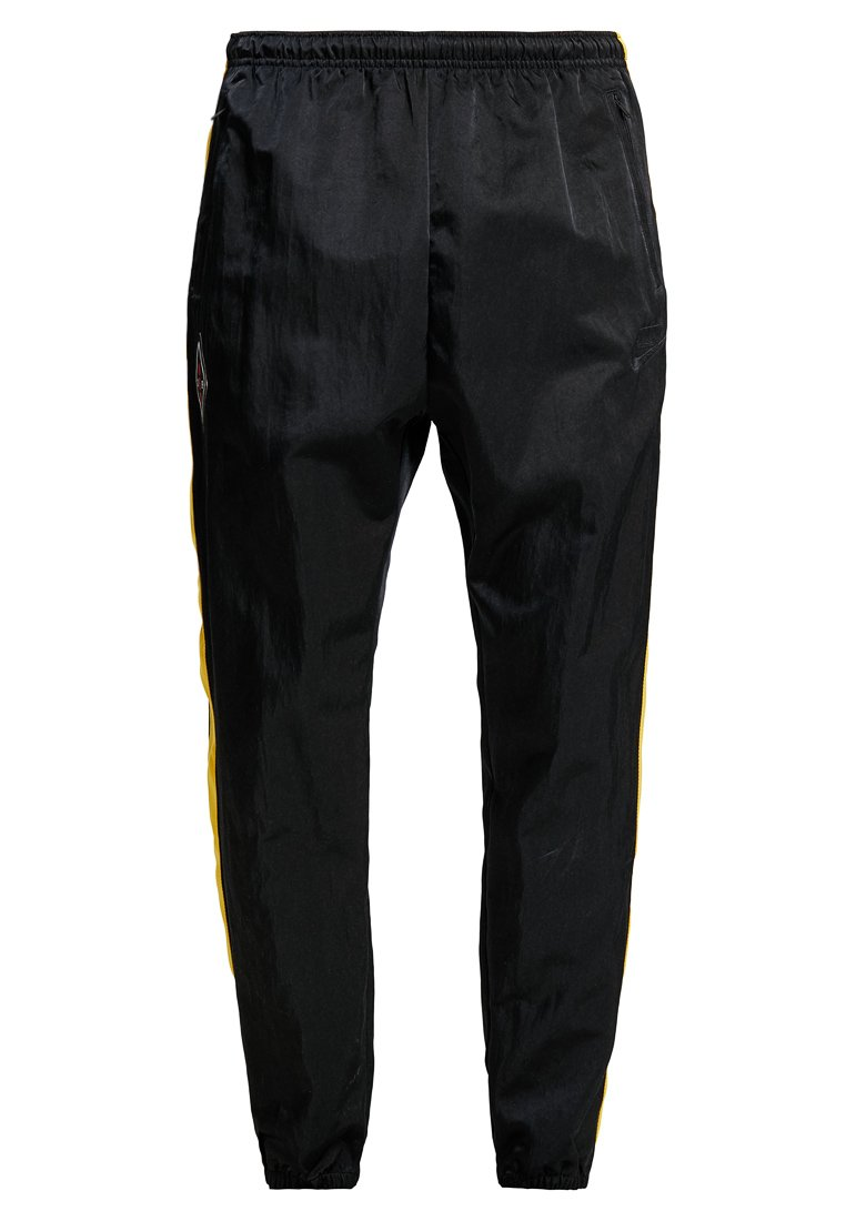 Nike Sportswear Pant - Pantalon De Survêtement Black/yellow Ochre