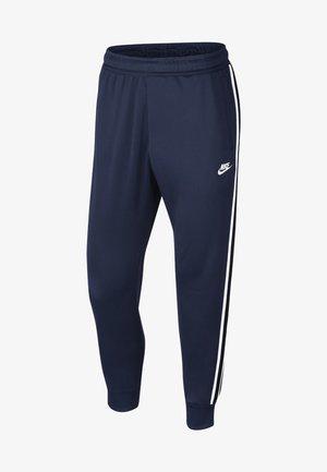 Spodnie treningowe - midnight navy/white