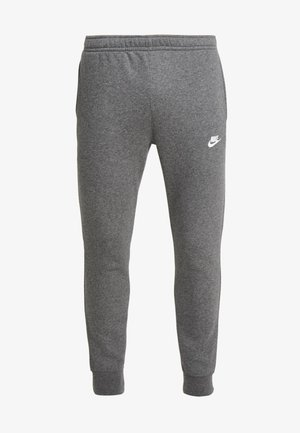 CLUB - Pantalones deportivos - charcoal heather/anthracite/white