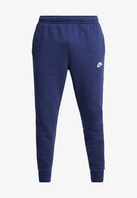 Nike Sportswear - CLUB - Verryttelyhousut - midnight navy - 3