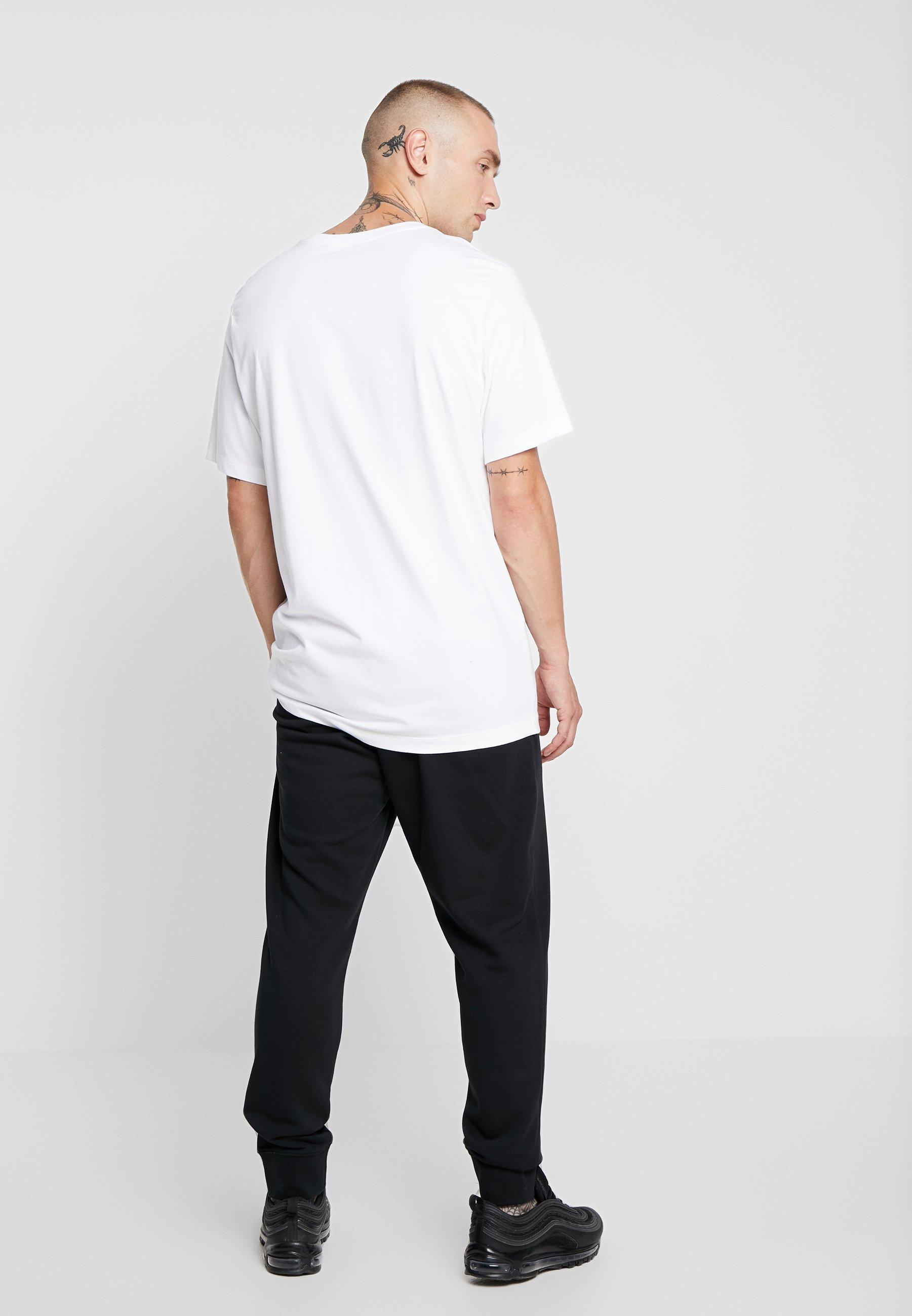 Nike Sportswear CLUB - Spodnie treningowe - black