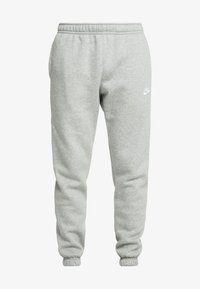 Nike Sportswear - CLUB PANT - Jogginghose - dark grey heather - 4