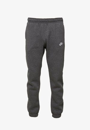 CLUB PANT - Pantalon de survêtement - charcoal heathr/anthracite
