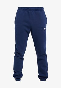 Nike Sportswear - CLUB PANT - Tracksuit bottoms - midnight navy - 3