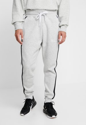 AIR  - Trainingsbroek - grey heather/white/black